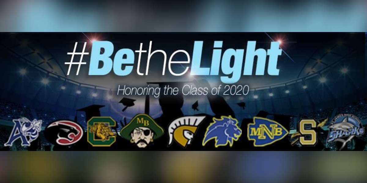 #BeTheLight: HCS holding virtual graduation ceremonies, joining movement to honor Class of 2020