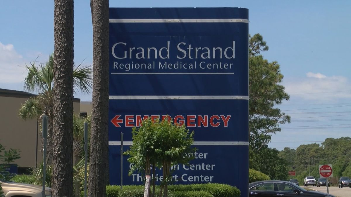 People frustrated over Grand Strand Medical Center not scheduling second doses