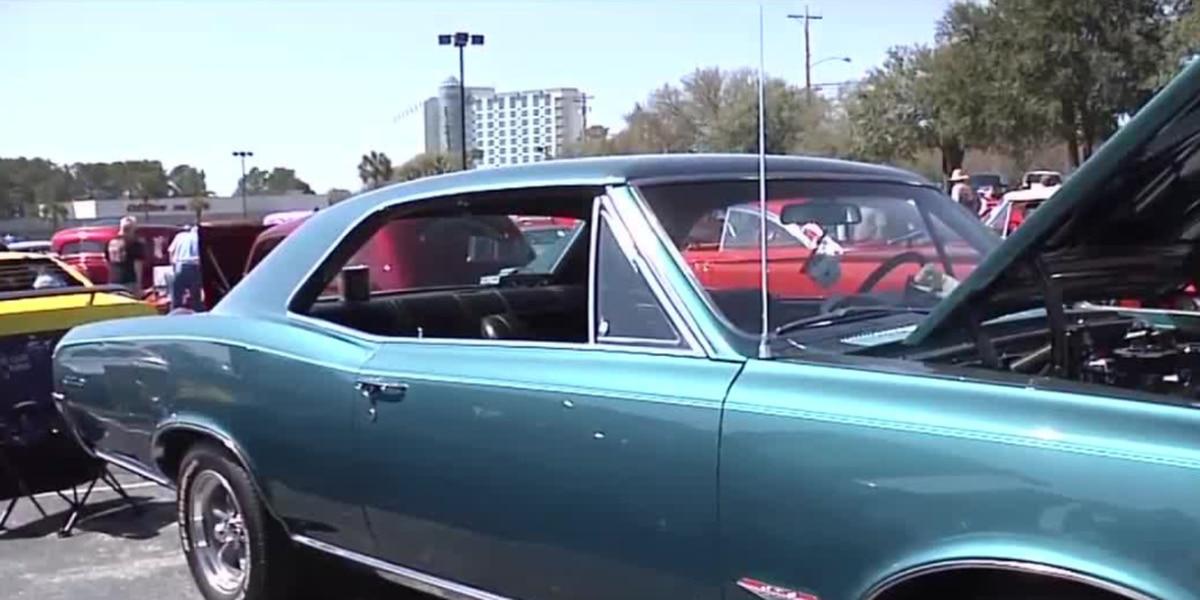 Run to the Sun car show returns to Myrtle Beach this week