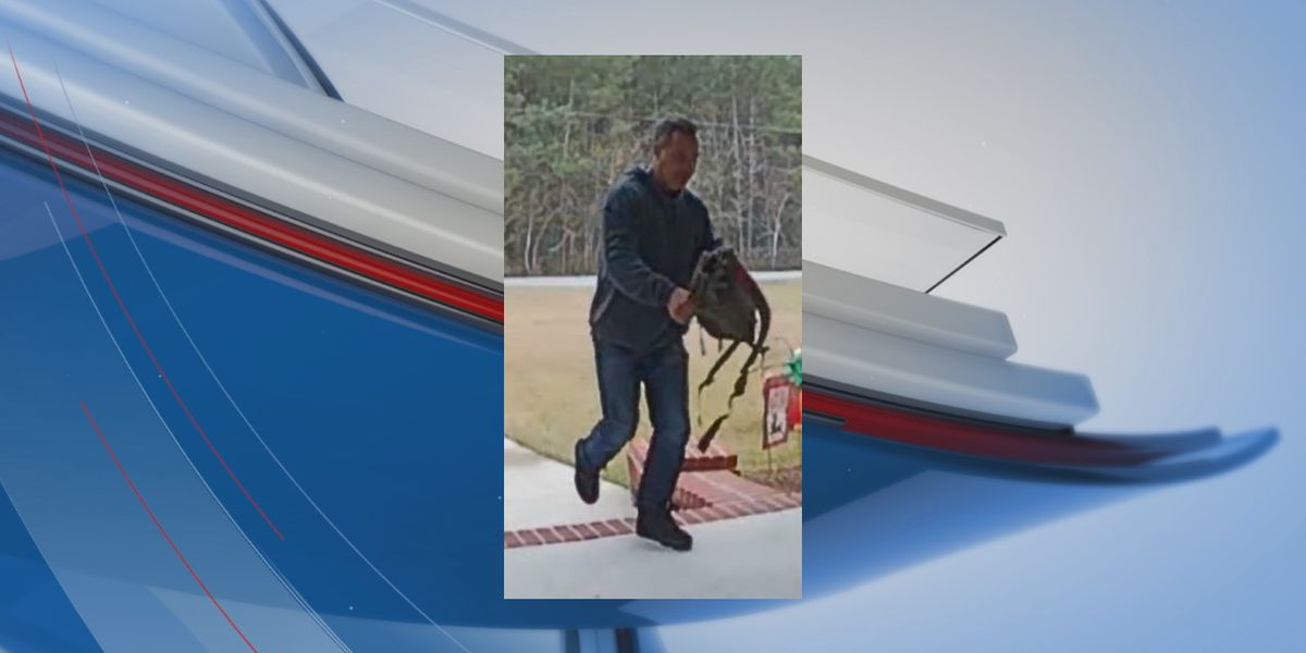 Conway police seek person attempting to steal packages from porches