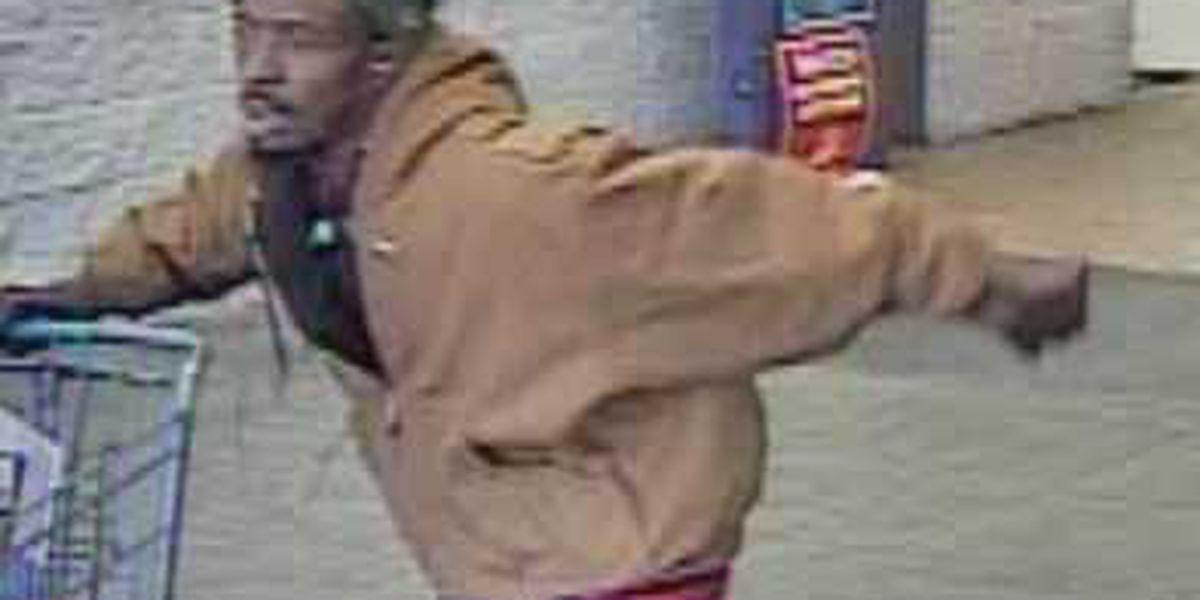 Police seek public's help in shoplifting investigation
