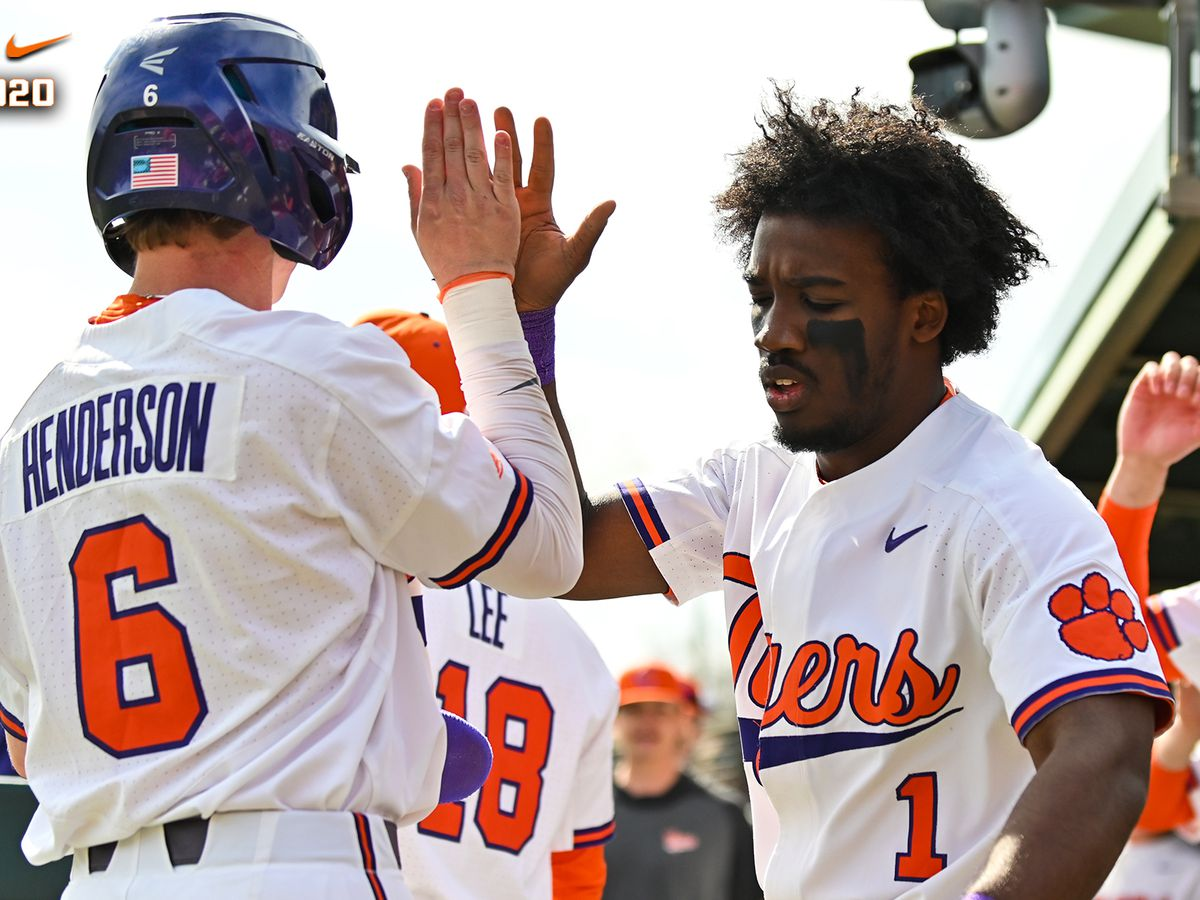Tigers Rally For 5-2 Win Over Gamecocks To Claim Series