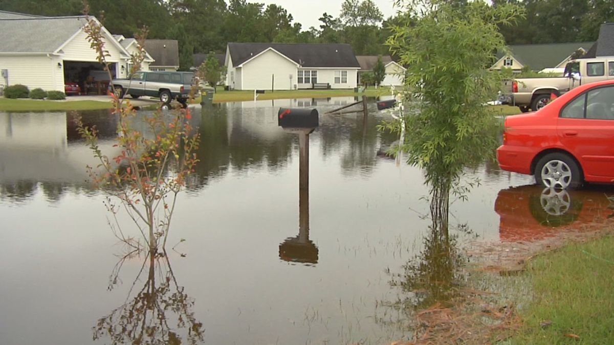 Horry County leaders asking community to provide input on how to better prepare for floods