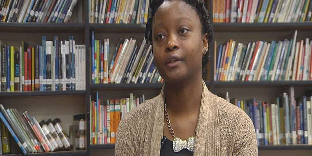 Student Spotlight: 17-year-old looks toward success despite death of her mother