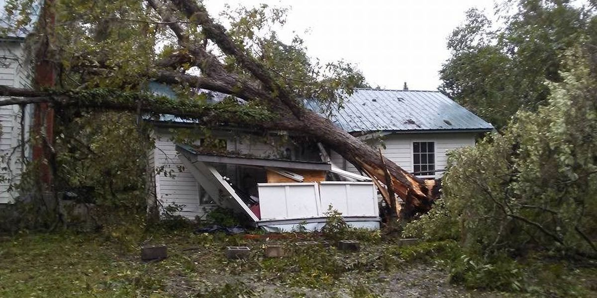 Horry County begins assessing damage from Hurricane Matthew