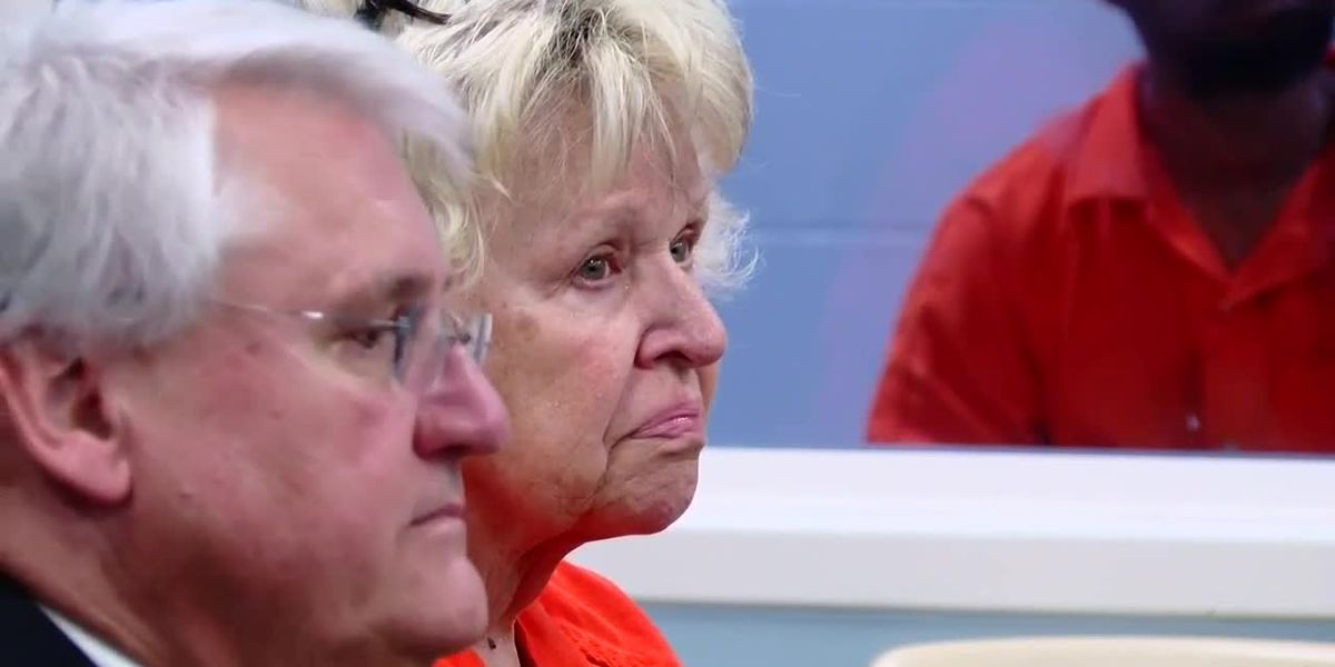 Murrells Inlet woman accused of concealing husband's death out of jail on bond