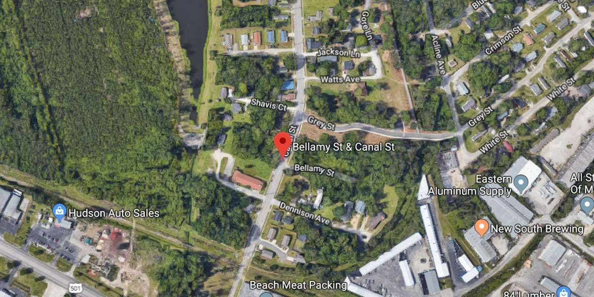 Myrtle Beach police respond to report of shots fired near Canal Street
