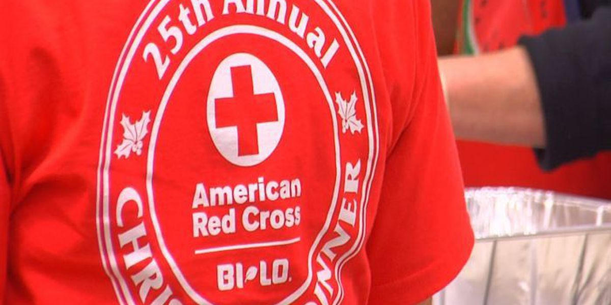 Preparations begin for annual American Red Cross Christmas Dinner
