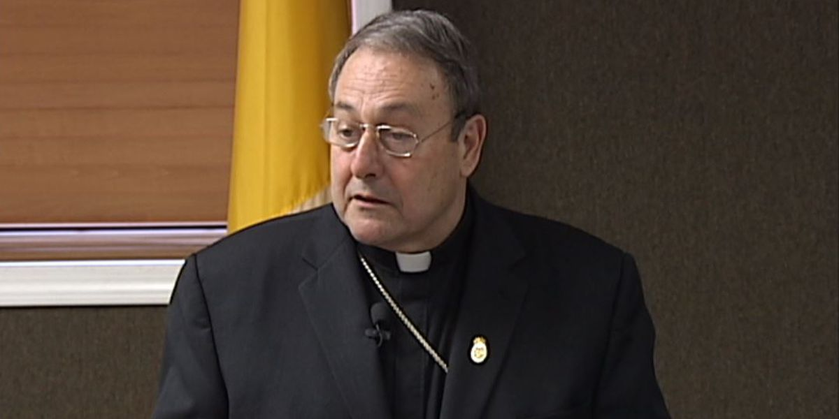 Lawsuit accuses bishop of Catholic Diocese of Charleston of sexually abusing minor