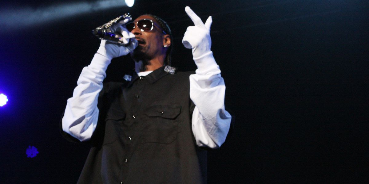 Snoop Dogg coming to House of Blues May 2