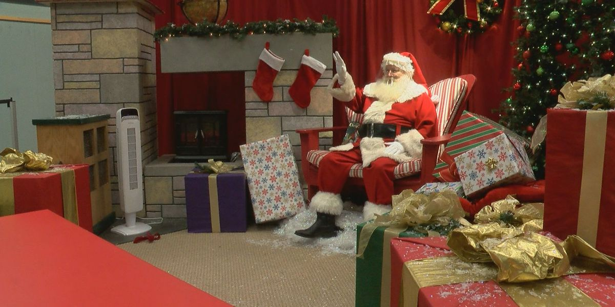 Coastal Grand Mall to offer in-person and virtual visits with Santa
