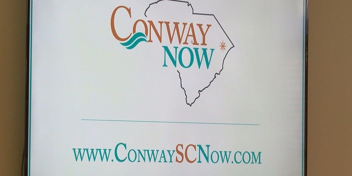 Conway launches new Economic Development initiative, website