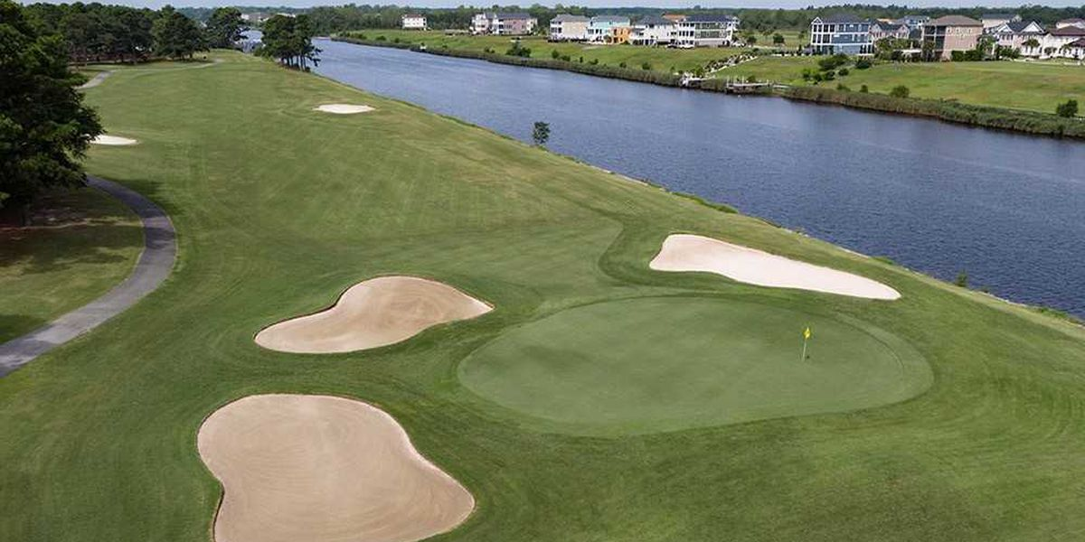 Myrtlewood Golf's Palmetto Course closes for renovation work