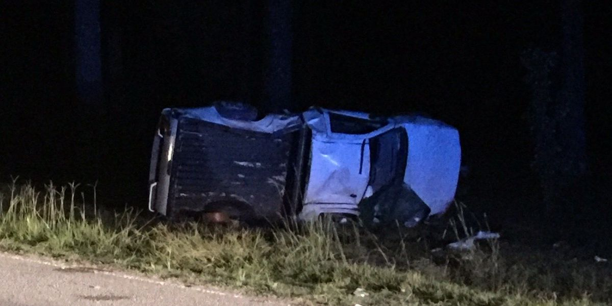 Two injured, one critically, in crash in Conway area