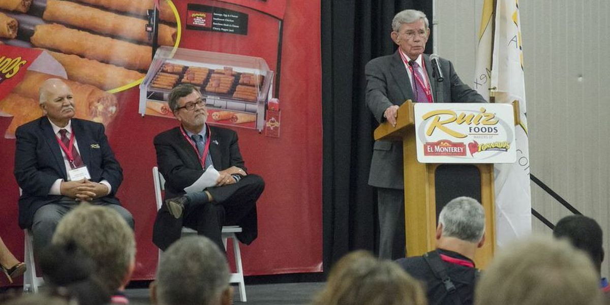 Ruiz Foods adding 700 jobs at Florence Co. facility, investing $79 million to expand