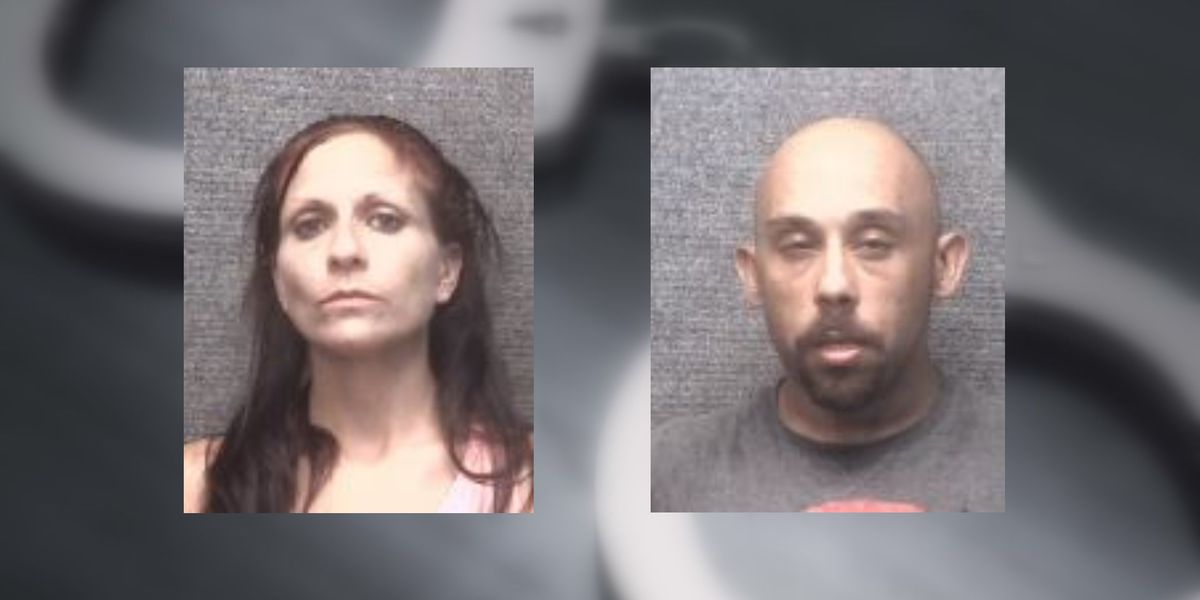 Two arrested, charged after getting stolen truck stuck on Myrtle Beach shore