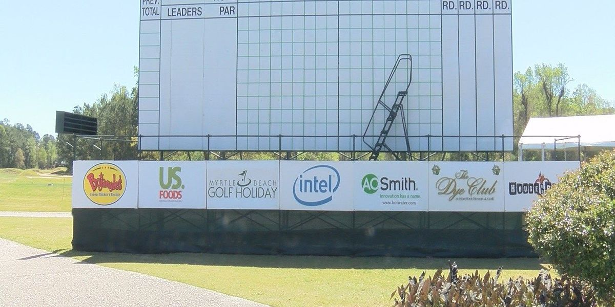 Dye Course in North Myrtle Beach prepares for Monday After the Masters