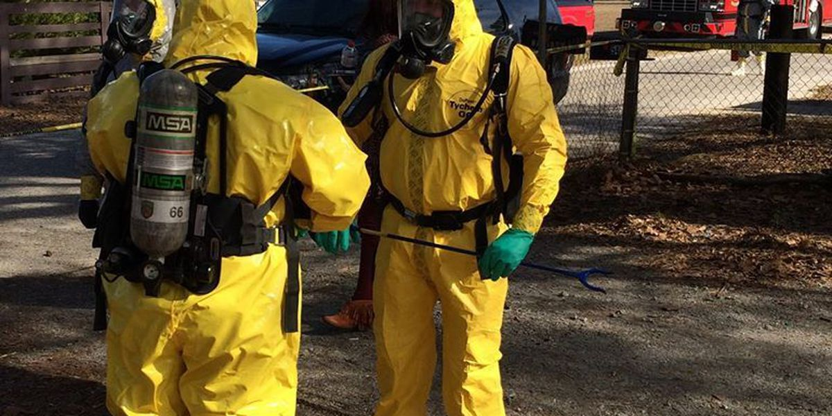 Two charged in Hartsville after meth lab bust