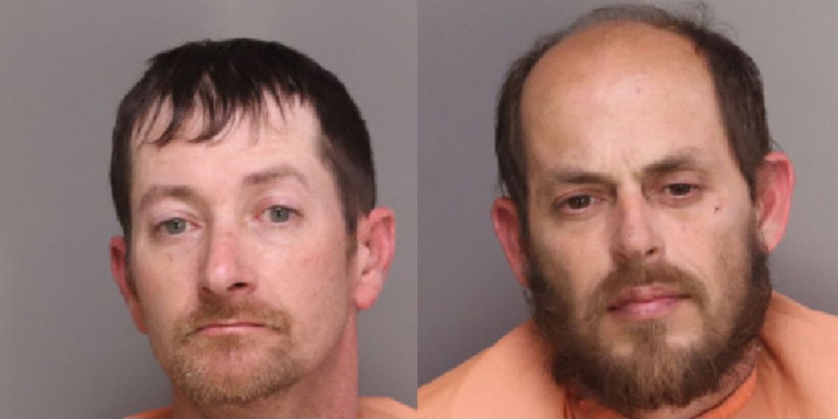 Two charged with stealing catalytic converter in Florence
