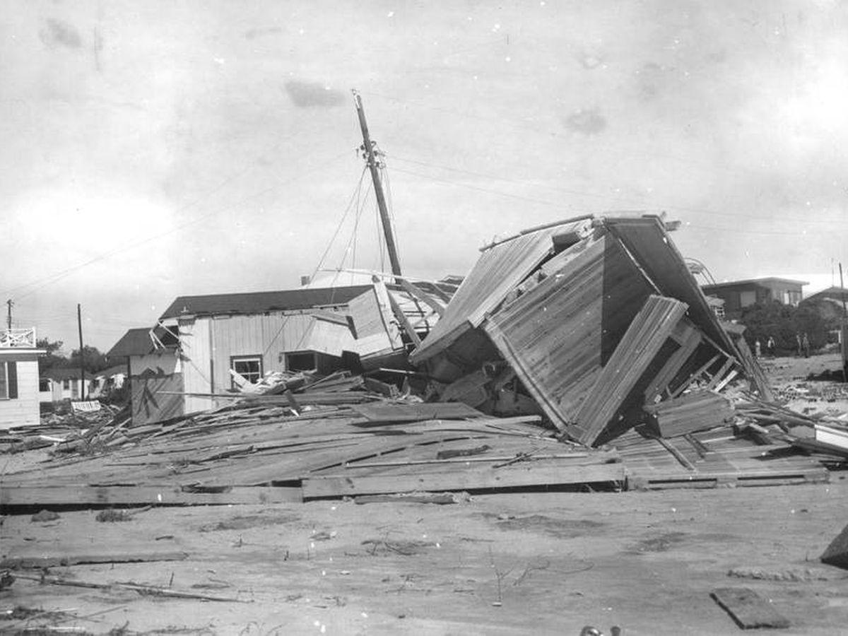 HURRICANE HAZEL: A legendary storm for the Grand Strand