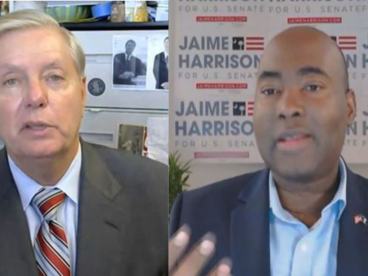 DECISION 2020: U.S. Senate candidates talk vision for South Carolina as race tightens