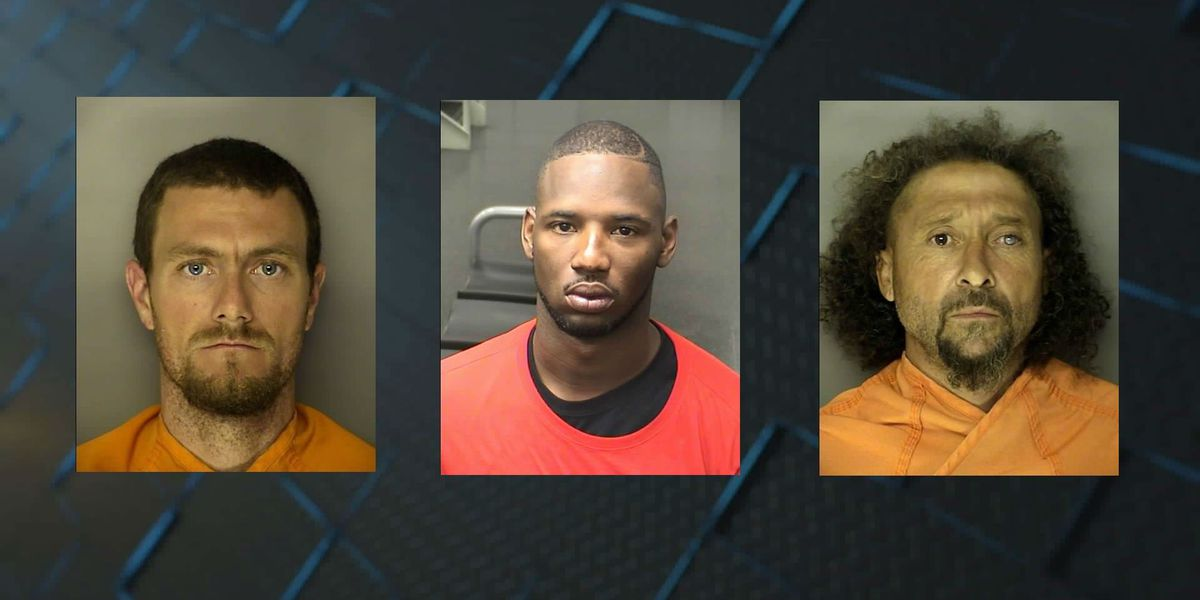 Neglecting a child, domestic violence among charges in this week's Horry County Suspect Search