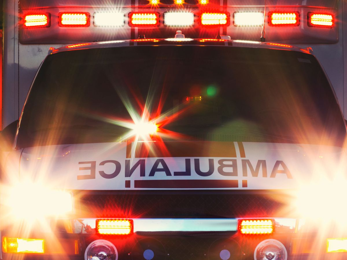 Injuries reported after six-car crash in North Myrtle Beach