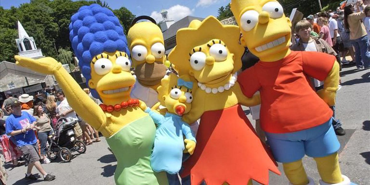 Attraction featuring The Simpsons coming this summer to Broadway