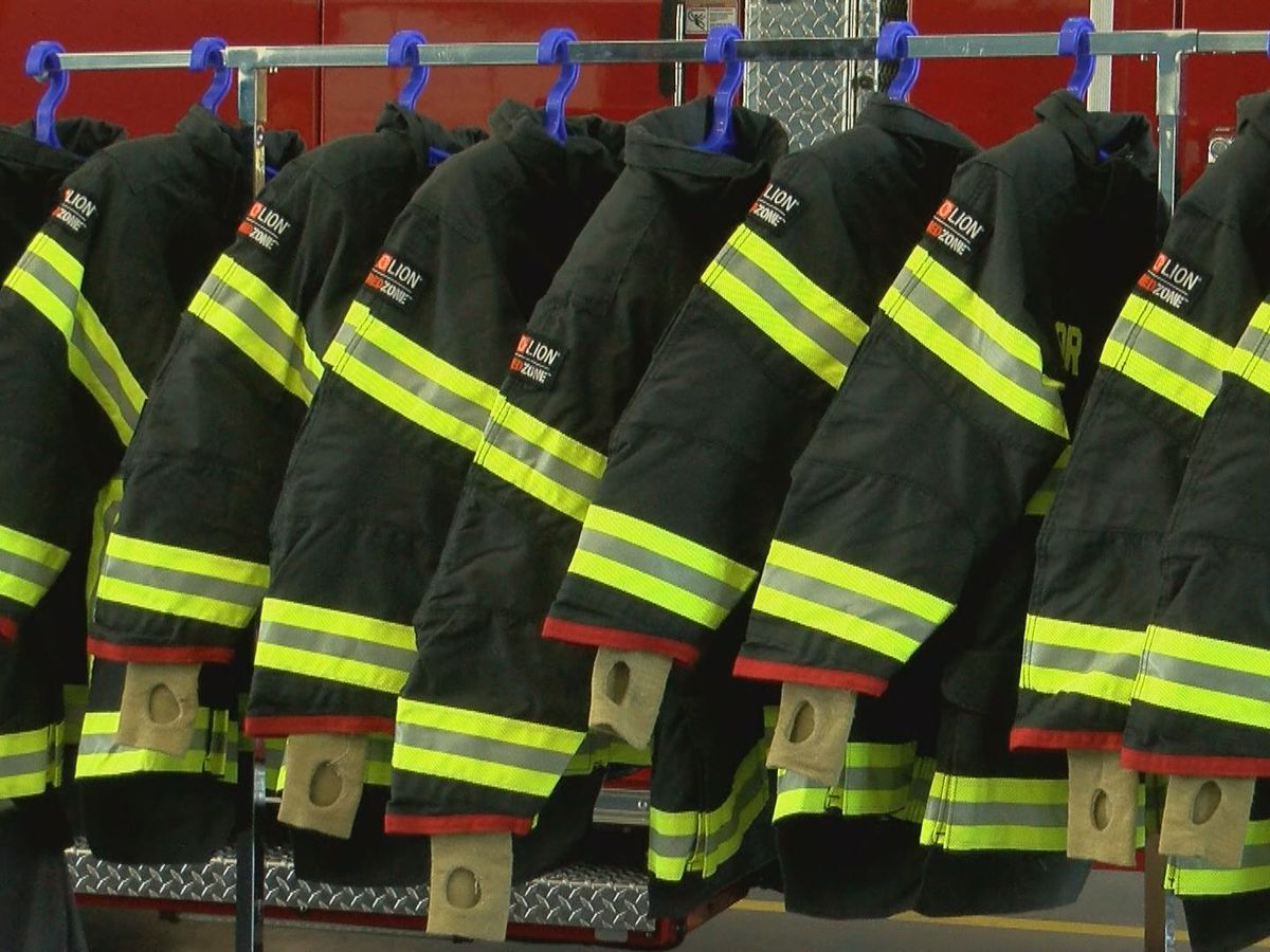 MBFD gets new gear to help reduce cancer risk among firefighters
