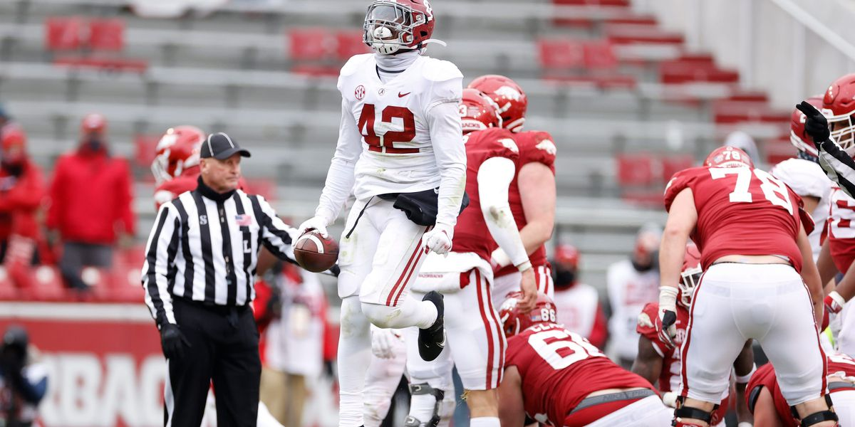 Conway grad Jaylen Moody wins first-career national championship with Alabama