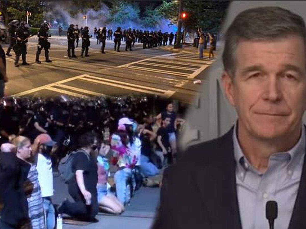 450 national guardsman activated after Charlotte, Raleigh request assistance during George Floyd protests