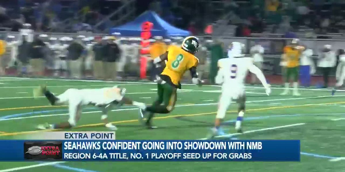 Extra Point GOTW Preview - Myrtle Beach confident going into showdown with Chiefs