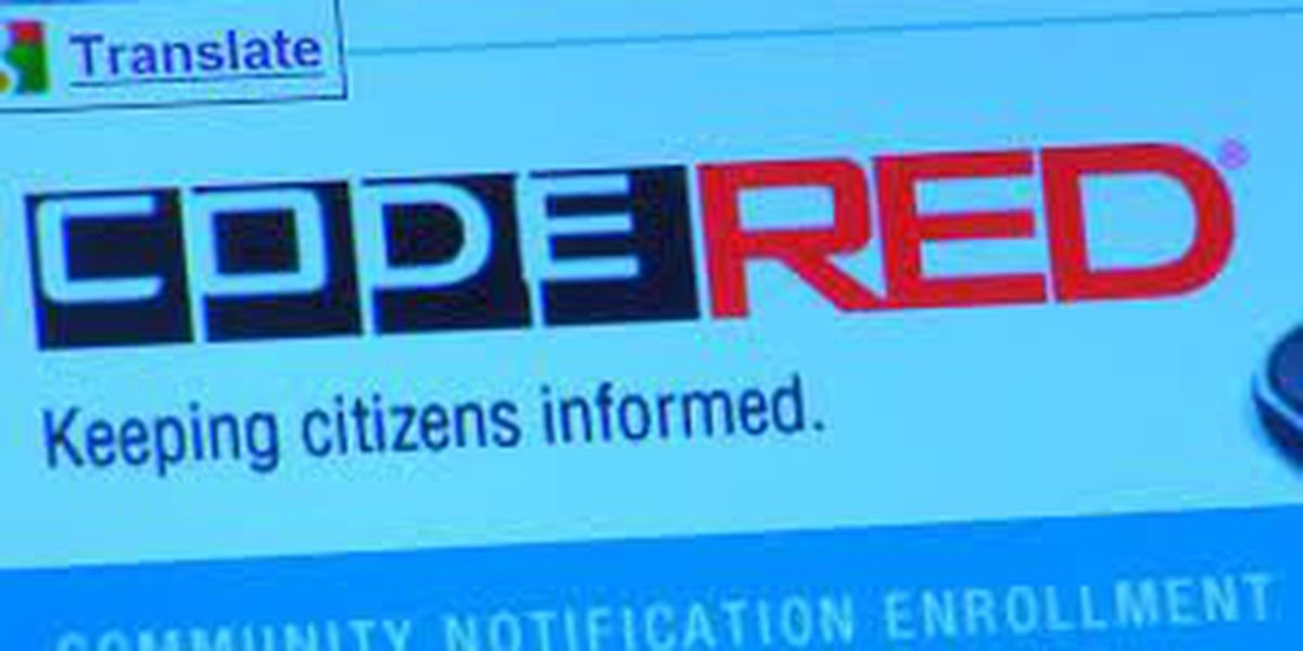 Horry County invites citizens to register for emergency notification system