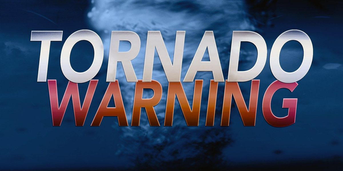 WATCH LIVE: Tornado Warning issued in Horry County