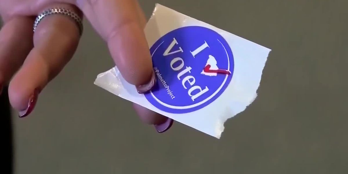 Discussing absentee voting in S.C.