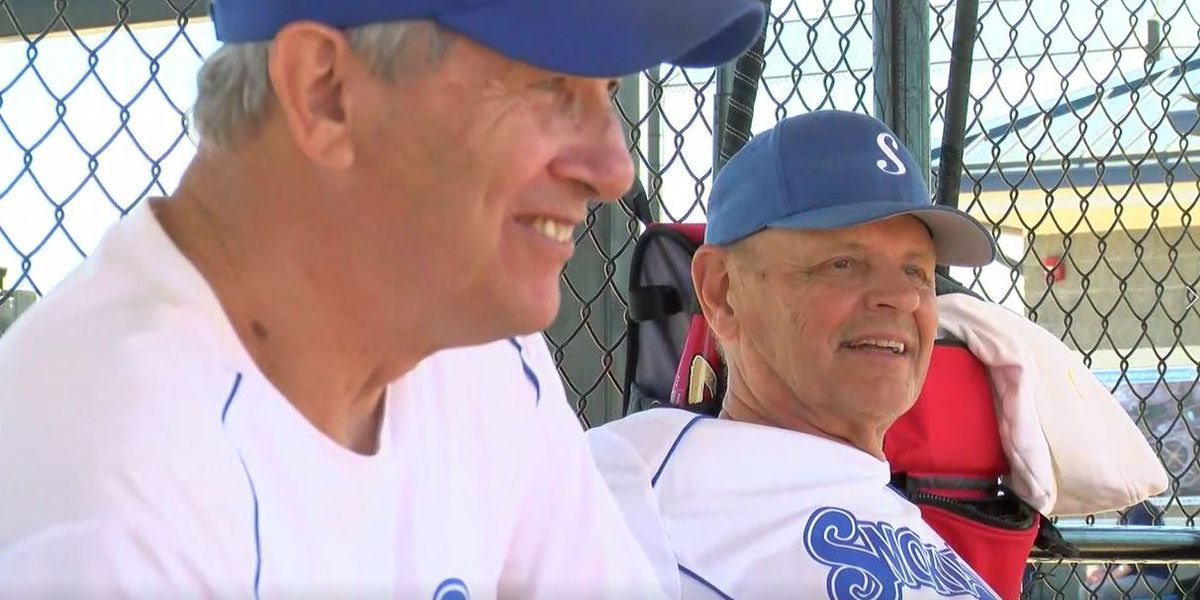 Age is just a number for seniors competing in Myrtle Beach softball tournament