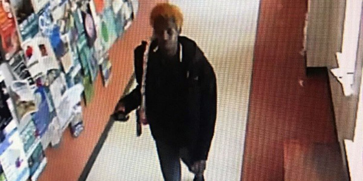 CCU looking for man involved in a theft at the school