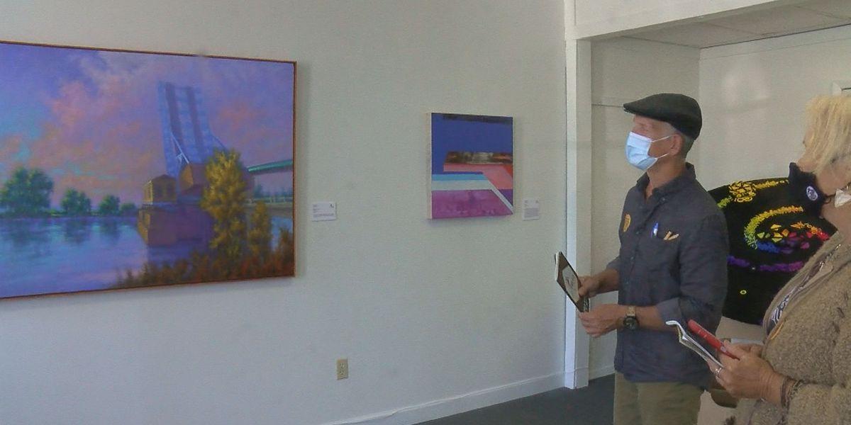 Hundreds fill downtown Lake City as ArtFields 2021 begins