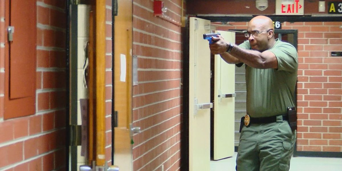 Florence police provide active shooter training