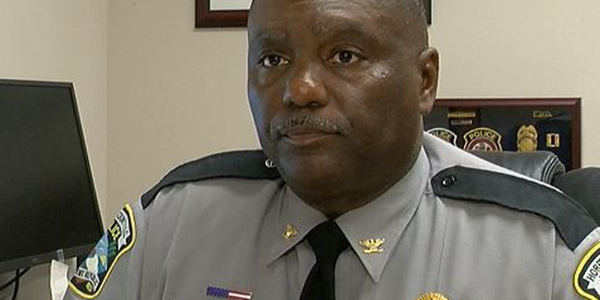Chief ensures community Horry County Police Department can be trusted