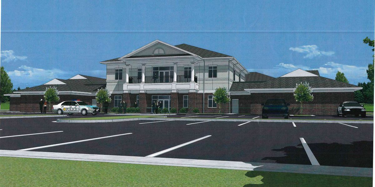 City of Myrtle Beach looking to expand police annex at The Market Common
