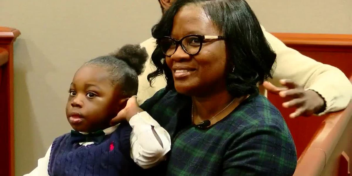 Families adopt 25 children in Horry County as part of Statewide Adoption Day in S.C.