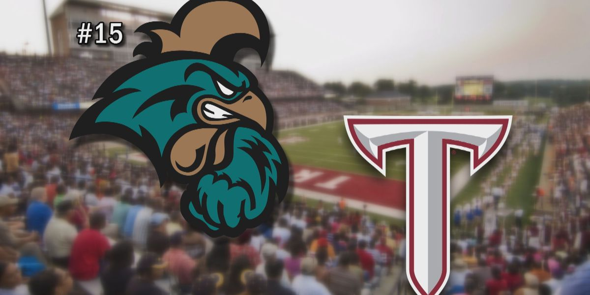 No. 15 Chanticleers continue conference play at Troy on Saturday