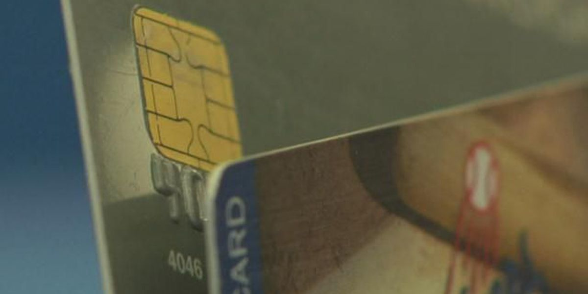 Police starting to see more and more credit card theft cases