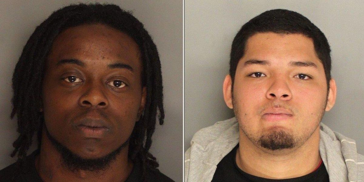 One of two men accused of robbing pizza delivery driver turns himself in