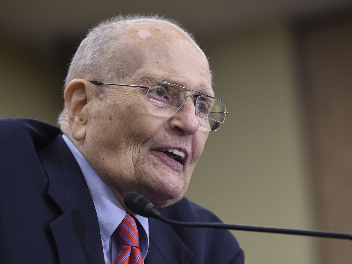John Dingell, longest-serving congressman, dies at 92