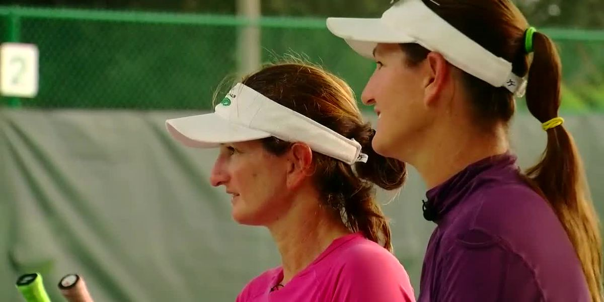 This is Carolina: Local No. 1 tennis duo are sisters