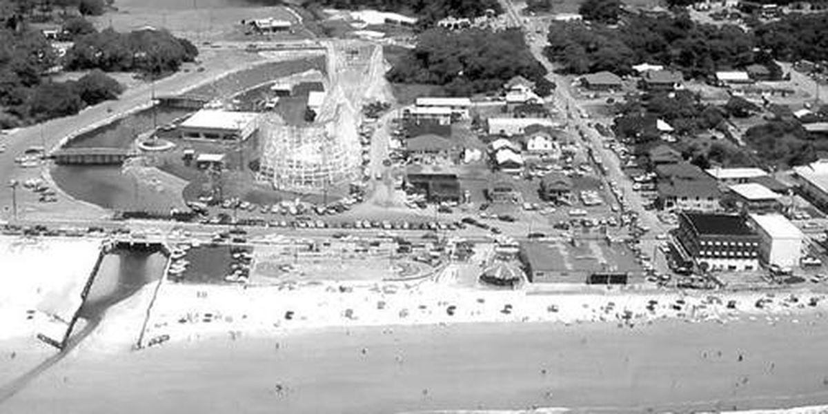 Myrtle Beach recognizes thrilling Swamp Fox Roller Coaster on 51st anniversary