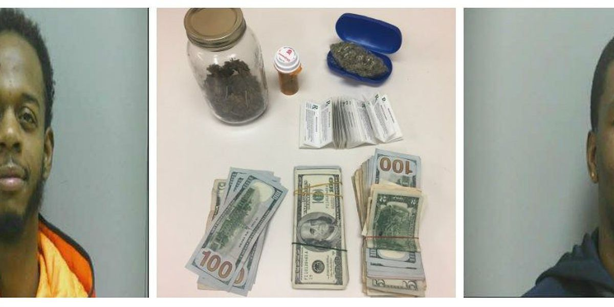 Hartsville traffic stop leads to discovery of marijuana, $4K in cash; two arrested