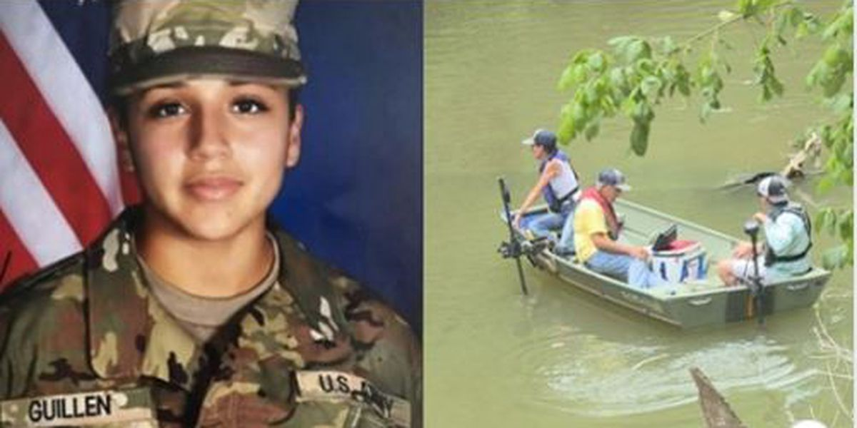 Items found in river could be linked to missing Fort Hood soldier, Vanessa Guillen